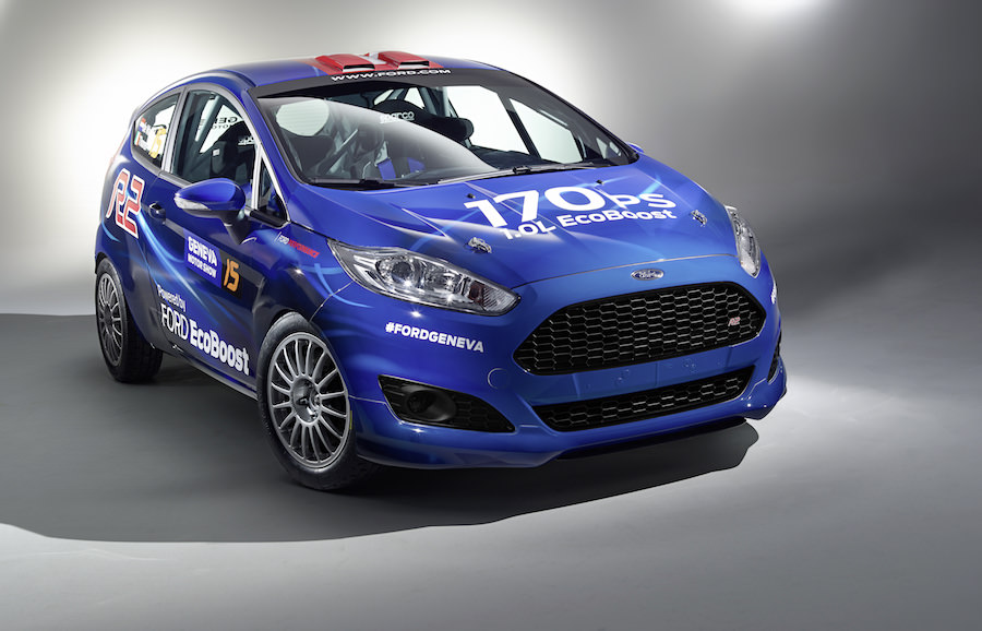 Ford Presents Pioneering All New Fiesta R2 with 1.0 litre EcoBoost at Geneva Motor Show