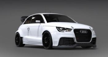 La Concept S1 nuova arma Audi nel World RX