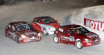 Le Mazda del team France che andranno all'assalto di Pragelato