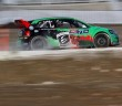 La Vw Polo di Scott Speed in azione