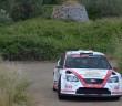 Marco Signor, Patrick Bernardi (Ford Focus WRC) Sama Racing