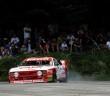 La Lancia rally 037 di Pedro sulle speciali di Cremona