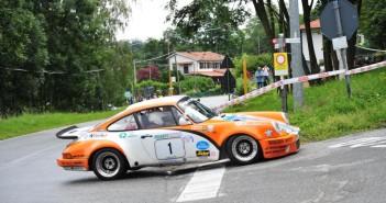 La Porsche 911 del vincitore