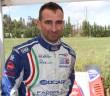 Il pilota Fiorentino Simone Faggioli