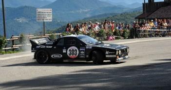 Lucky-Pons (Rally Club Sandro Munari  Lancia rally 037 # 303)