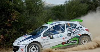 La Peugeot del Trentino in azione