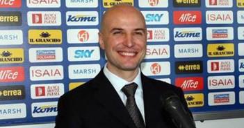 Angelo Medeghini sorridente, quello che vogliamo ricordare.