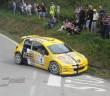 La Peugeot di Cantamessa sulle strade del Team