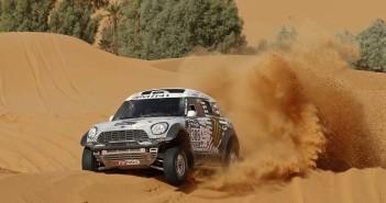 Le Mini Countryman tra le dune del Marocco