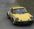 La Porsche 911 del vincitore.