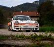 La Porsche 911 del Bresciano Montini