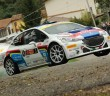 Paolo Andreucci, Anna Andreussi (Peugeot 208 T16, #3 Racing Lion);