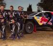 La livrea Red Bull per la Peugeot 2008 DKR