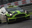 Valentino Rossi passa al comando del Rally di Monza