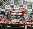 L'ultimo trionfale podio in Galles di Bernacchini