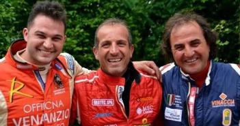 I tre jedi degli slalom made in Italy