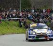 Pedersoli-Romano con la C4 WRC al Lanterna