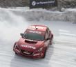 La Mazda 3 di Dayraut in azione
