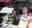Il driver Polacco al Monza Rally Show