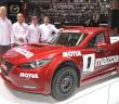 Il nuovo team Mazda a Parigi