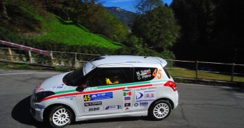 Avanti tutta per le Swift Sport del Trofeo Suzuki