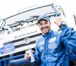 Ayrat Mardeev, vincitore della Dakar 2015 nella categoria camion