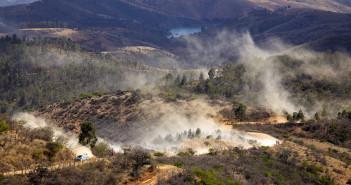 Caldo, polvere e aria rarefatta. Il Mondiale affronta il Rally del Messico.