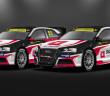 Le Audi S3 SX Supercar di Muennich per il Mondiale Rallycross