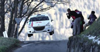 Fabio Andolfi e Simone Scattolin al Rallye du Valais, gara che chiuderà il Campionato Europeo 2015