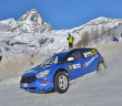 La Dacia di Christian Beroujon in azione