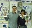 Andrea Malucelli e Monica Bernuzzi vincono per il secondo anno consecutivo il Campionato Nord Ovest.