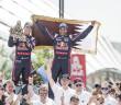 Nasser Al-Attiyah e Mathieu Baumel, dopo la Dakar vincono anche nel Merc