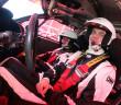 Teemu Suninen, pilota finlandese di 21 anni che Toyota ha messo sotto contratto.