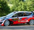 La hyundai i20 in azione nel WRC 2014
