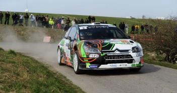 Jean-Marie Cuoq vince il Toquet, primo rally del campionato francese