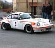 Myrsell-Junttila, qui in azione al Sanremo, si sono imposti nel successivo Vltava Rallye.