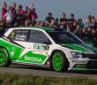 Vittoria per Kopecky al Rally Sumava Klatovy nella prima gara della Fabia R5.