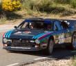 I francesi Cazaux-Clavier vincono il rally Espana Historico con la Lancia 037.