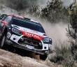 Citroen ha completato l'evoluzione della DS3 WRC che debutta rinnovata, anche nella livrea, in Portogallo.