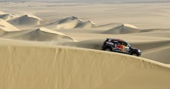 Al Attiyah e Baumel con la Mini All4 Racing vincono il rally dei Faraoni.