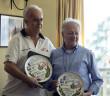 Francesco Gianmarino e Carlo Pretti, vincitori del 5° Raduno dei Laghi.