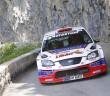 La Ford Focus WRC del libanese Roger Feghali, vincitore ad Antibes.