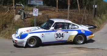 Guagliardo-Granata, vincitori del rally Targa Florio per le storiche.