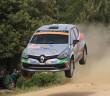 Secondi di WRC3 con tanti rimpianti Andrea Crugnola e Michele Ferrara
