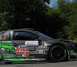La Ford Focus WRC di Paolo Porro.