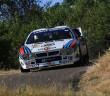 La Lancia 037 di Bianchini-Rosini, dominatori del rally veronese.