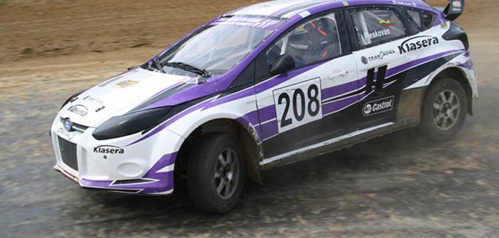 La Focus Supercar del vincitore e leader della serie.