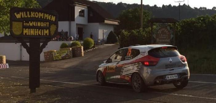 CRUGNOLA VINCE IL WRC 3
