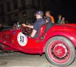 I vincitori del Gran Premio Nuvolari, Vesco-Guerini.