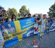 Il giovane Svedese festeggia il titolo junior